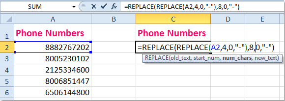 doc-add-dashes-to-phone-numbers1