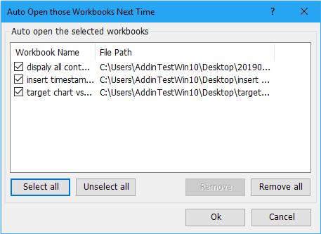 doc bestanden openen bij het starten van Excel 8
