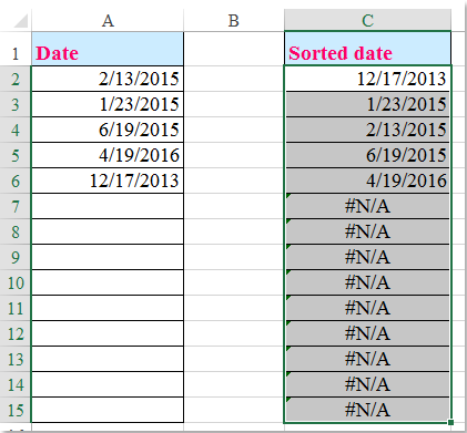 doc autosort by date 3
