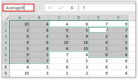 doc average data in noncontiguous ranges 5
