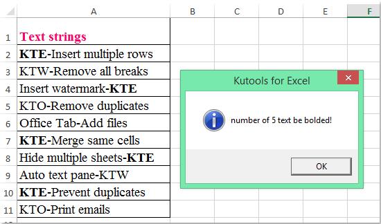 doc bold specifc text 4