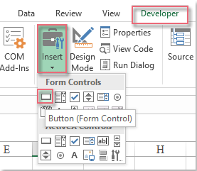 How to run multiple macros by using a button in Excel?