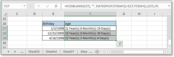 doc calculate age before 1900 5