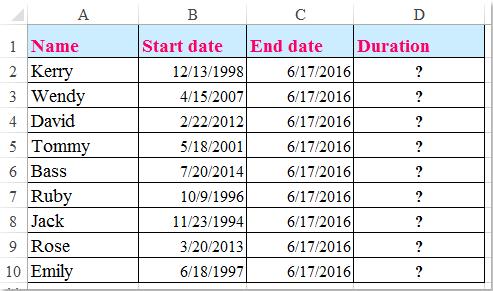 doc calcular el servicio de longitud 1