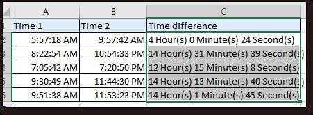 doc kutools date time helper 4