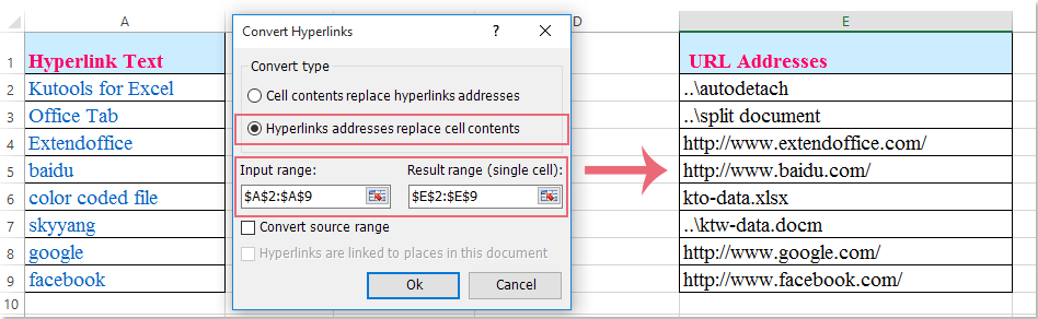 How to change default browser when opening the hyperlink in