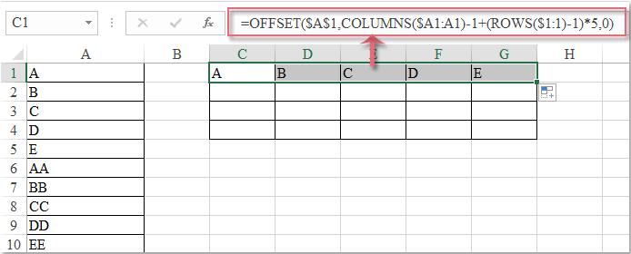 doc-convert-column-to-rows-2