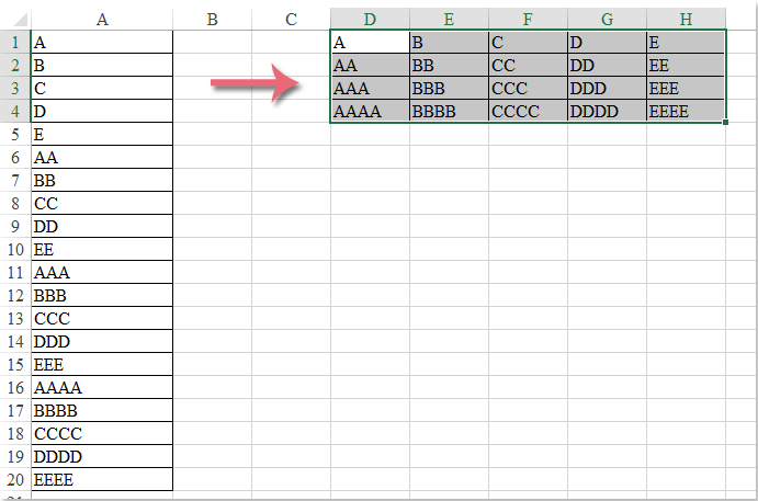 doc-convert-column-to-rows-9