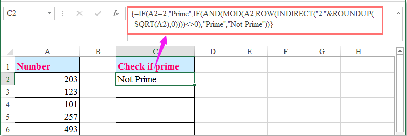 doc check if prime 1