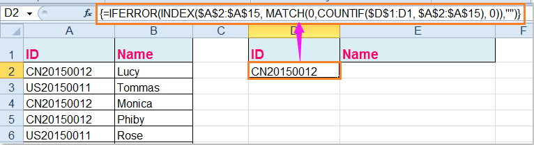 doc combine text based on criteria 2