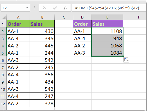 doc condense rows based on same 7