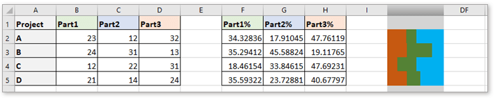 doc conditional formatting stacked bar chart 11