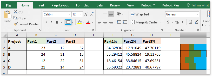 doc conditional formatting stacked bar chart 12