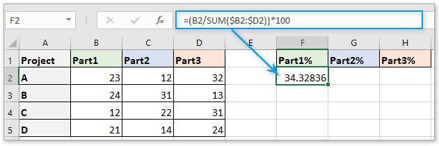 doc conditional formatting stacked bar chart 2