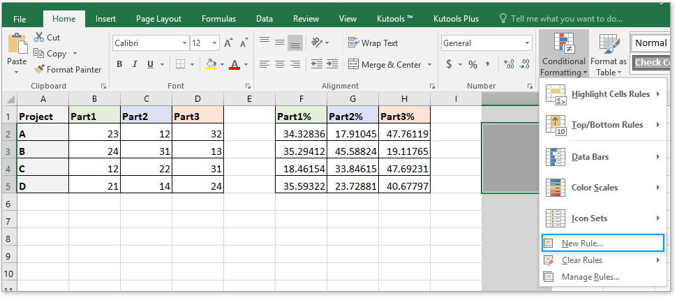 doc conditional formatting stacked bar chart 6