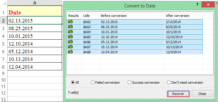doc convert dot slash format 6