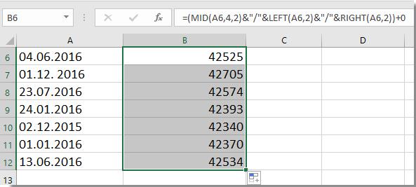doc convertir formato de fecha 2