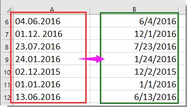 doc convertir formato de fecha 4