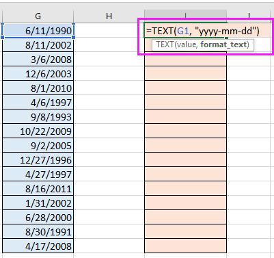 fecha de conversión de documento a aaaammdd 5