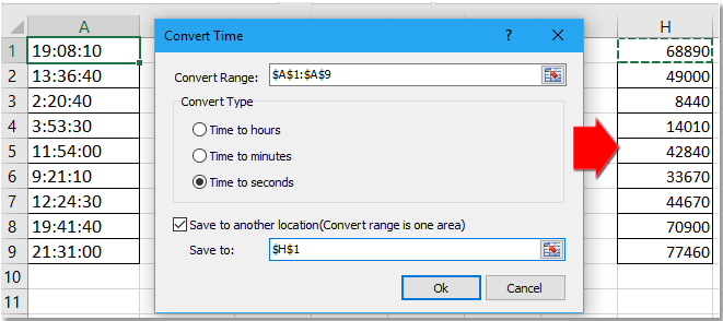 How To Convert Decimal Hoursminutes To Time Format In Excel
