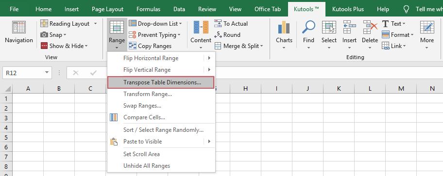 Cómo Convertir Una Tabla De Estilo Matricial A Tres Columnas En Excel