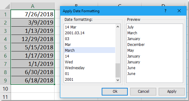 doc apply date formatting 2