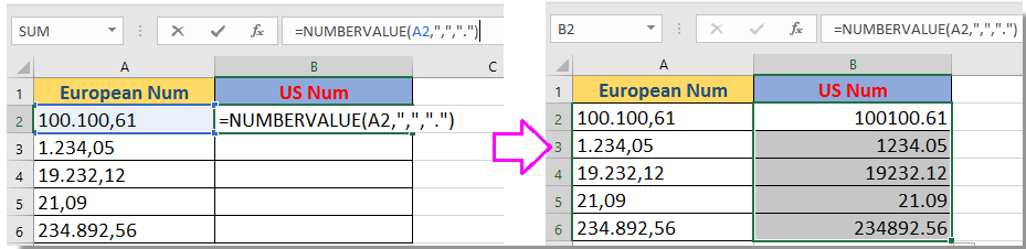doc convert number between euro us 1