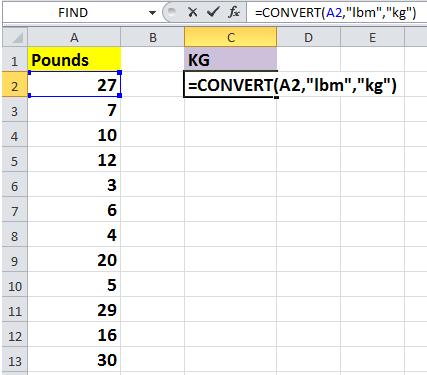 Convertir 54 kilos a libras