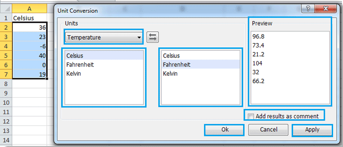 How To Convert Temperature Units Between Celsius Kelvin And