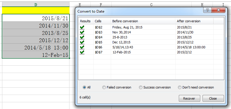 doc convert text to date 8