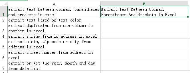 doc convert to proper sentence case 5