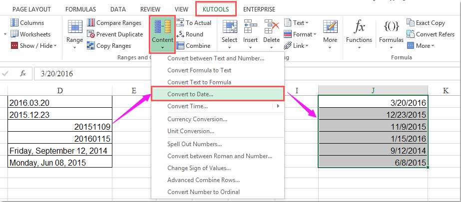 doc converte para data normal 3