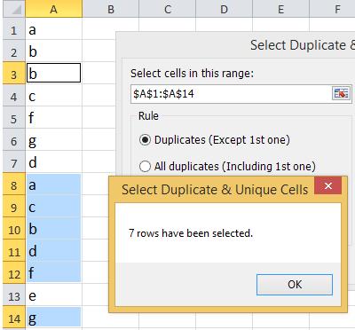 nombre de documents supprimer duolicate 7