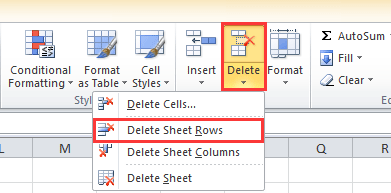 How to count and remove duplicates from a list in Excel?