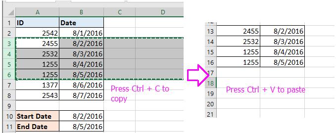 doc count uniques between dates 6