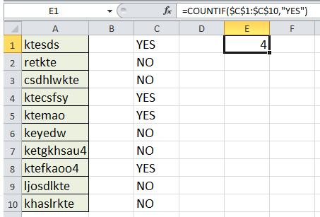 Doc Count beginnt mit 3