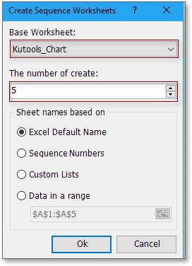 doc create sheet names by list 6