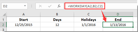doc agregar horas de trabajo días a una fecha 1