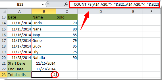 How to create a (Real-time) counter within a cell in Excel ...