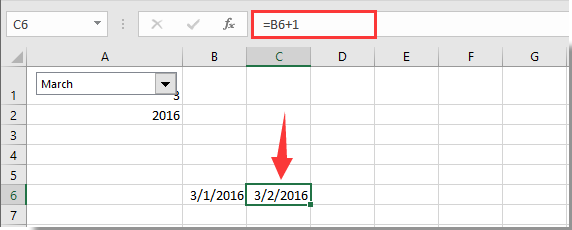 Calendario Dinamico Excel.Come Creare Un Calendario Mensile Dinamico In Excel