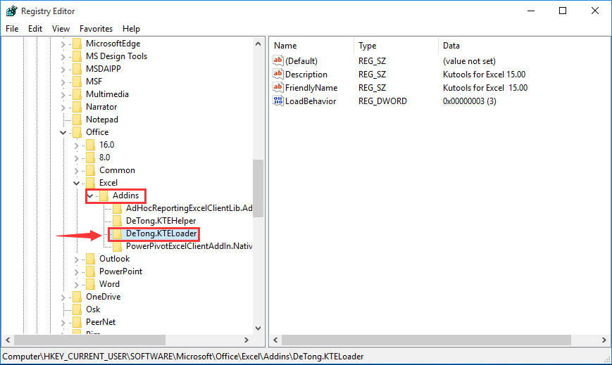 How to disable add-ins at Excel startup?