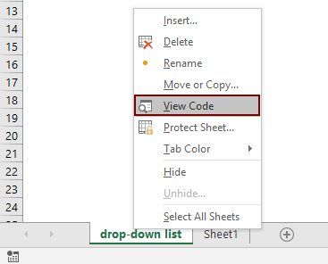 How to create drop down list with multiple selections or ...