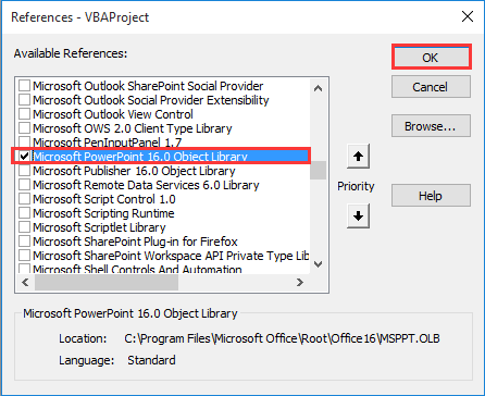 How to export single or all charts from Excel worksheets to