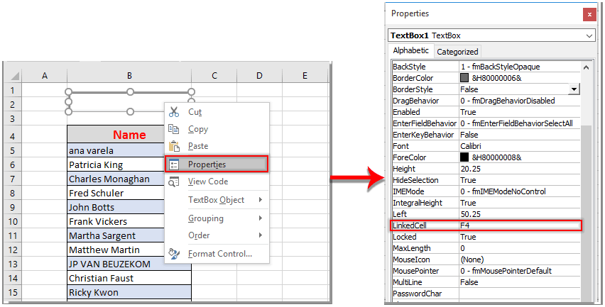 How to do instant filtered search as you type in a cell in Excel?