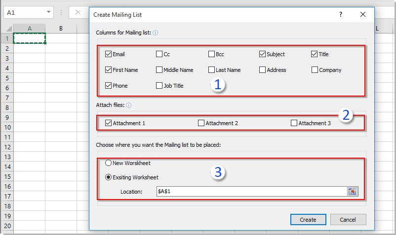 Mailing List Template Microsoft Word from cdn.extendoffice.com