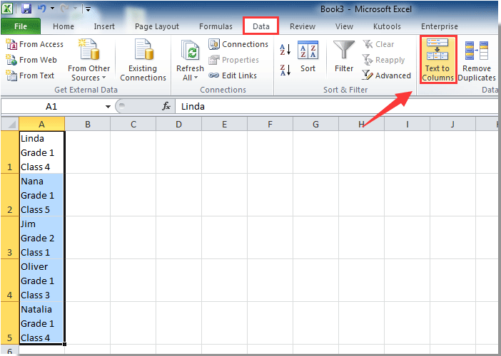 How to split multiline cell contents into separated rows/columns in