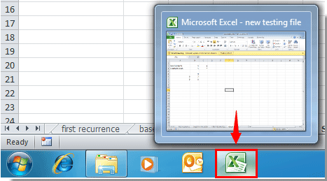 How to open Excel workbooks in new windows (open multiple