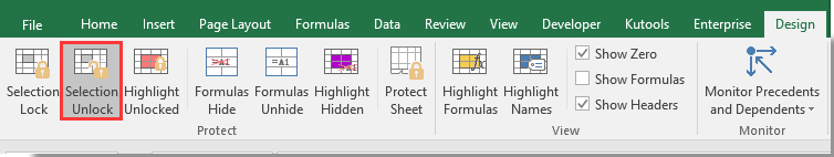 password protect excel file from being deleted