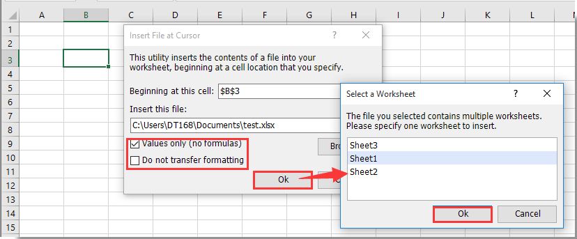How to reference or link value in unopened/closed Excel workbook file?
