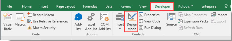 How to send email if button is clicked in Excel?